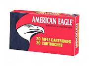 FED AM EAGLE 762X39 124GR FMJ 20/500