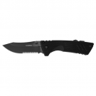 S.A.H., Safety Auto Hook Knife, MDP, Serrated