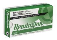 Remington UMC 45ACP 185GR/230GR MC 50/500