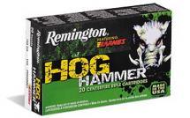 REM HOG HAMMER 223REM 62GR TSX 20/