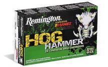 REM HOG HAMMER 308WIN 168GR TSX 20/