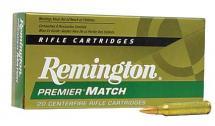Remington Premier Match .223 69GR/77GR BTHP 20/200