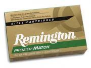 Remington Premier Match 308WIN 168GR/175GR BTHP 20/200