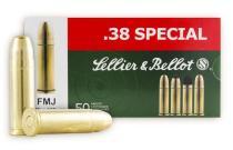 CASE OF 20 HANDGUN 38 SPECIAL 158 LFN 50/BX