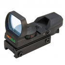 MULTI RETICLE/DUAL COLOR OPEN RED DOT