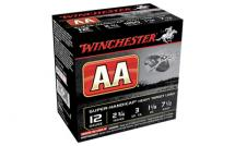 Winchester AA TrAAcker BLK 12GA 2.75