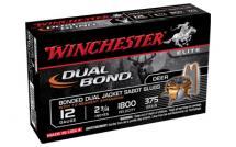 Winchester Dual Bond 12GA HP SABOT 5/100