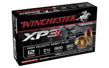 Winchester XP3 Slug 12GA SABOT 5/100