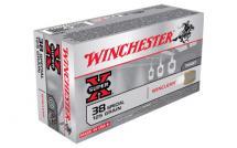 WIN SPRX WINCLEAN 38SPL 125GR 50/500