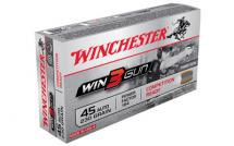 WIN 3GUN 45ACP 230GR FMJ 50/500
