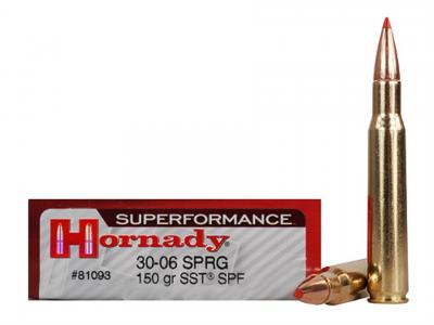 Hornady Superformance 3006  SST 20/200