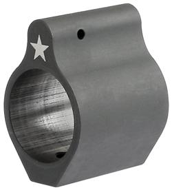 BCM Low Profile Gas Block (steel with set screws) 750