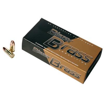 BRASS 357 MAG 158GR JHP 50RD/BX