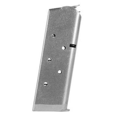 DEF/OFFICERS 45 CAL 6RD SS MAG