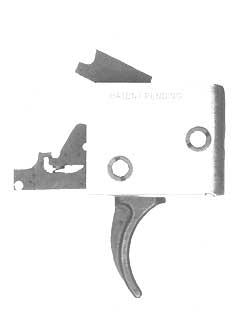 CMC AR-15 Match Corp Trigger Single Stage Pull (3.5lb)