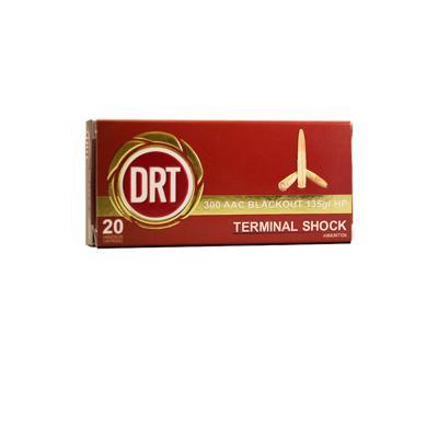 DRT 300AAC 135GR HP 20RD/BX