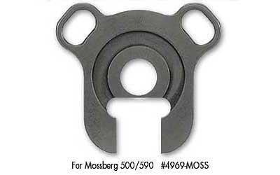 ERGO DOUBLE SLING LOOP SHOTGUN END PLATE, MOSSBERG 500/590