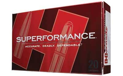 Hornady Superformance 270WIN 130GR/140GR SST 20/200