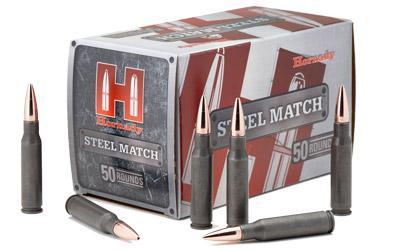 HRNDY STL MTCH 308WIN 155 BTHP 50/