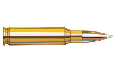 HRNDY 308WIN 168GR Z-MAX 20/200