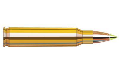 HRNDY 223REM 55GR Z-MAX 20/200