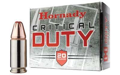 HRNDY 40SW 175GR CRT DUTY 20/200