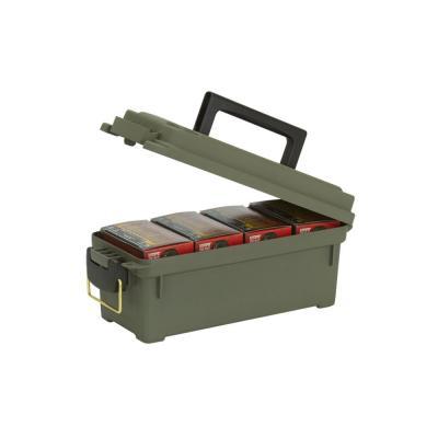SHOT SHELL BOX - BULK PALLET PACK OD GRN