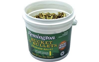 Remington Rimfire Bucket 22LR 36GR HP