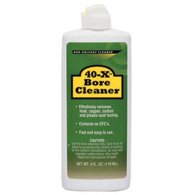 BORE CLEANER 4 OZ BOTTLE