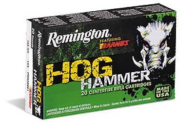 REM HOG HAMMER 3006 150GR TSX 20/200