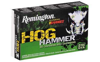 REM HOG HAMMER 300BLK 130GR TSX 20/
