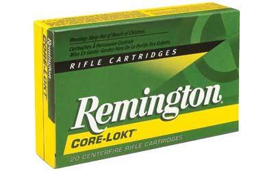 Remington .7MM Remington-Magnum 150GR/175GR PSP CL 20/200