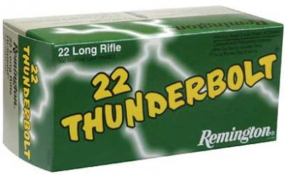Remington Thunderbolt 22LR 40GR RN HS