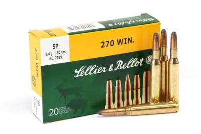 CASE OF 10 RIFLE 270 WIN 130GR NP 20RD/BX