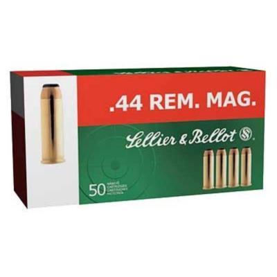 HANDGUN 44 REM MAG 240GR SP 50RD/BX