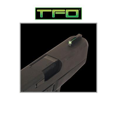 TFO  Tritium/Fiber-Optic Day/Night Front Sight (Green)