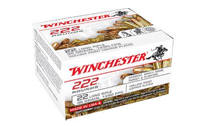 WIN 22LR 36GR CPR HP