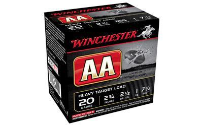 Winchester AA Target 20GA 2.75