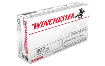 WIN USA 357SIG 125GR JHP 50/500