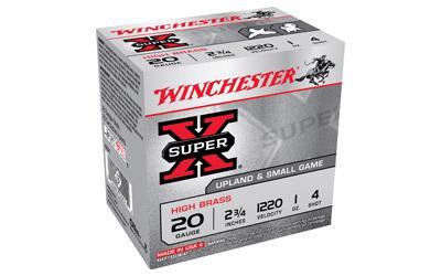 Winchester Super-X 20GA 2.75