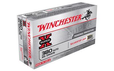 WIN SPRX SILVERTIP 380ACP 85GR 50/