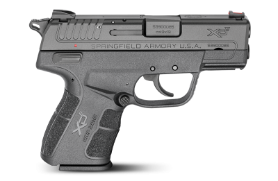 XD-E™ 3.3″ SINGLE STACK 9MM