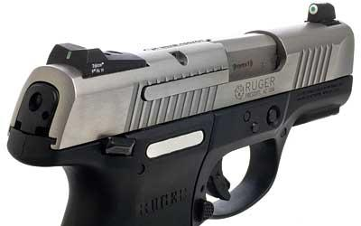 DXT Big Dot - Ruger SR9